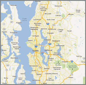 Bed Bug Inspection Service Seattle Tacoma Olympia And All - Map of bed bug infestation in us